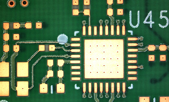 High Frequency Millimeter-wave PCB