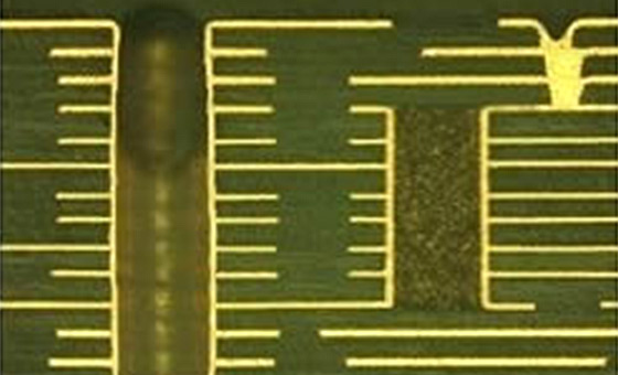14-layer (3-8-3) high layer count PCB